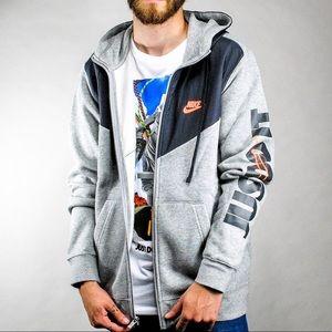 Nike Sportswear JDI Fleece Full-zip Hoodie Mens XL